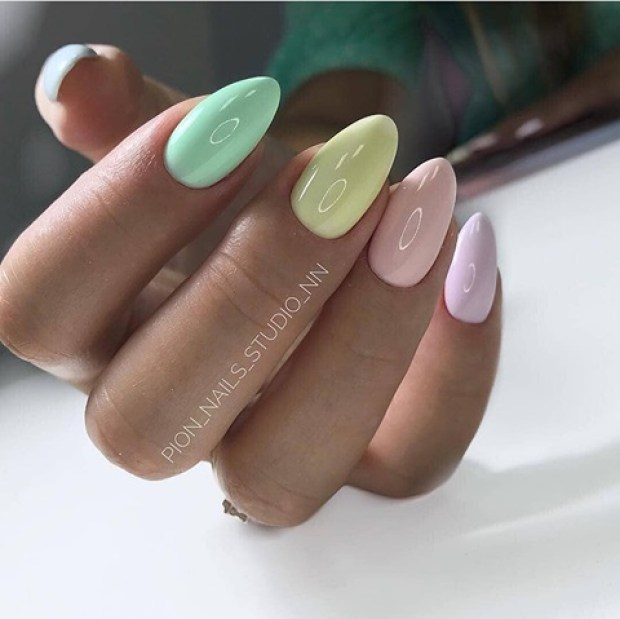 What are the nail color trends in 2020