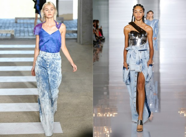 Spring summer fashion trends 2020 denim