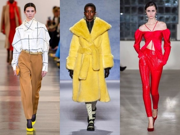 London fashion week fall winter 2020 2021