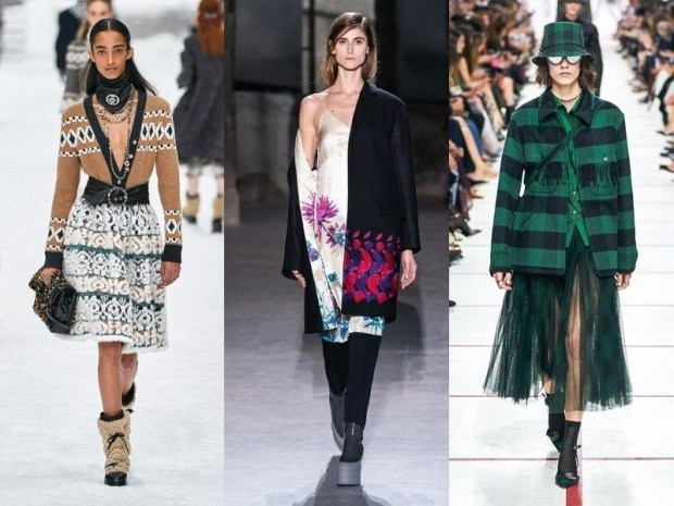 Paris fashion week fall winter 2020 2021