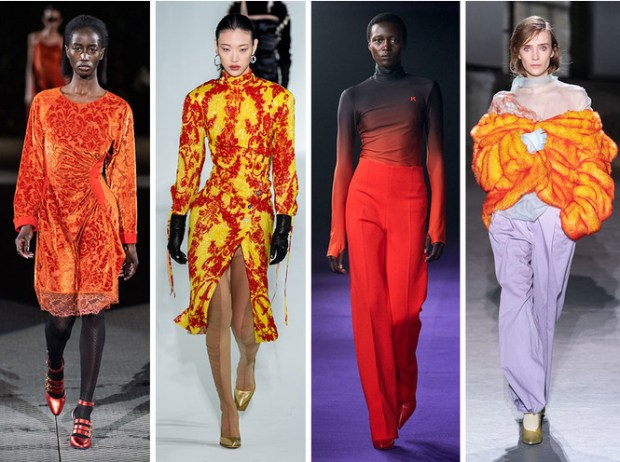 Paris fashion weeks trends 2020 2021