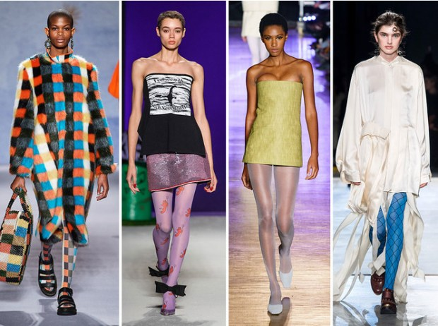 London fashion week fall 2020 winter 2021 trends