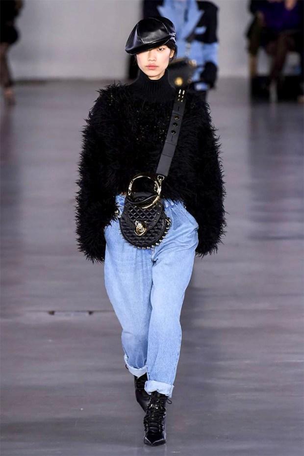 Medium waist jeans winter 2021