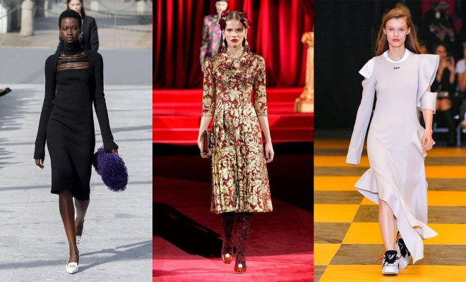 Trendy Dresses 2019-2020