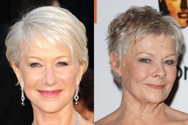 Haircuts for short hair for women over 50