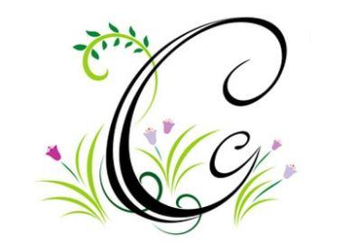 Letter G Tattoo Designs
