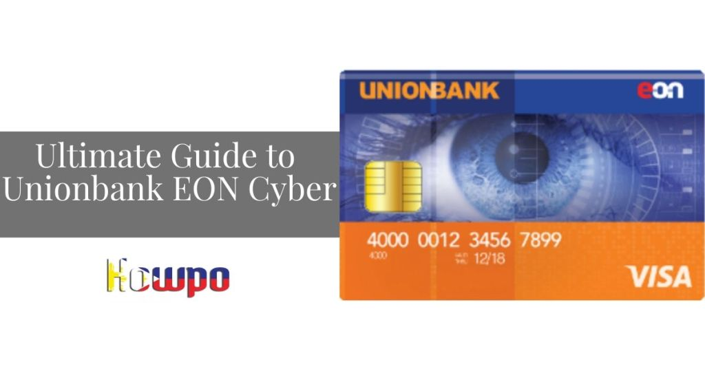Guide to Unionbank EON Cyber