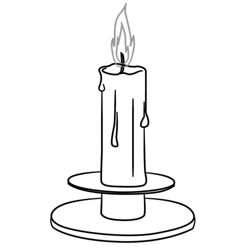 Other images: Candle: Lesson