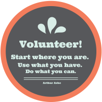 Celebrate National Volunteer Week In April
