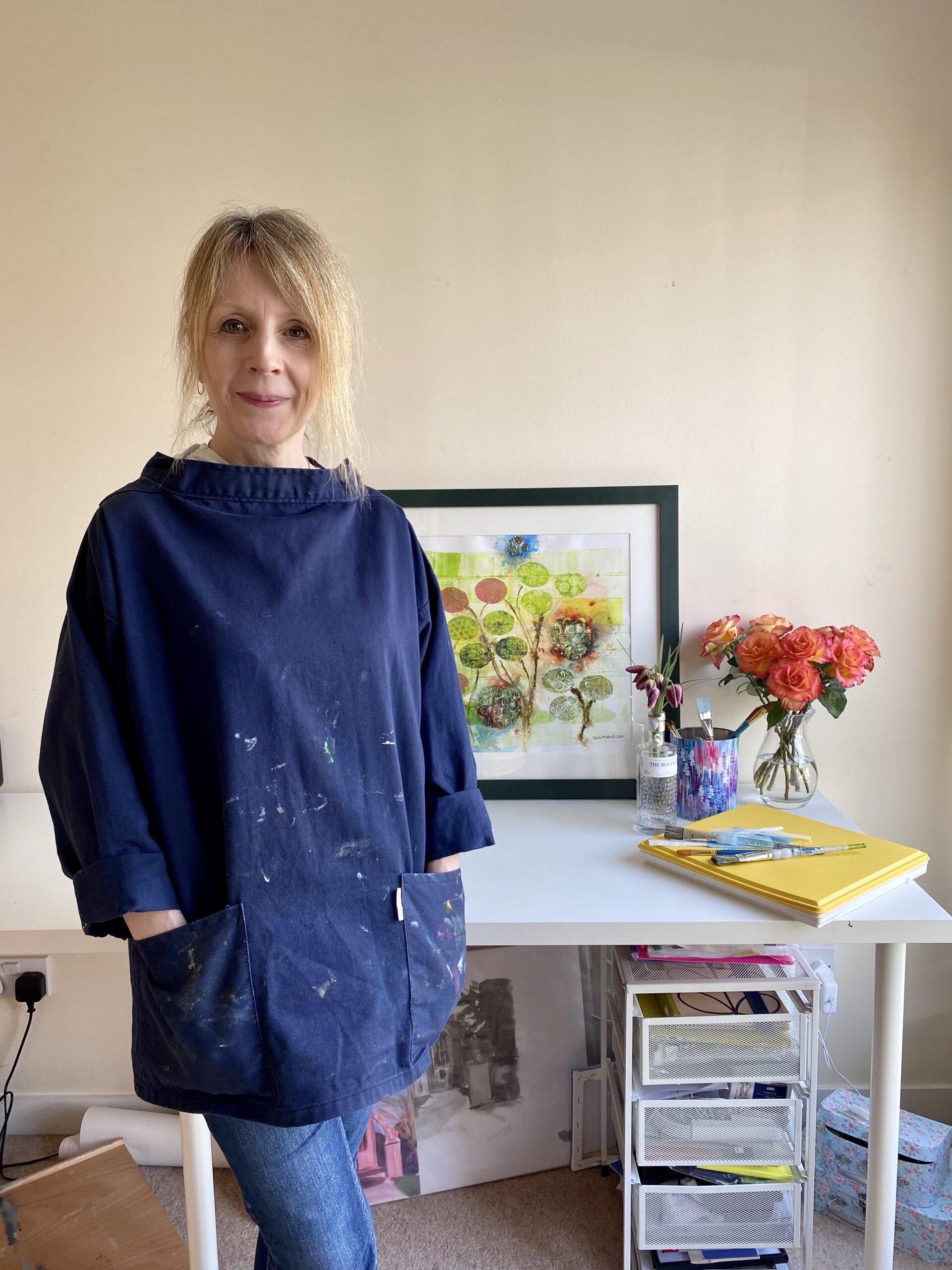 Sheila MacNeill artist profile picture
