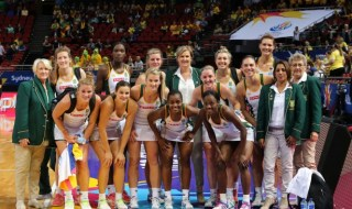 2015 Netball World Cup: South Africa v Malawi