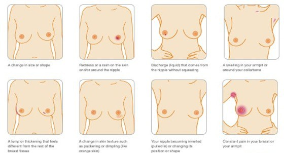 Strictly For Ladies Only: 7 Types Of Bre@st And The ...