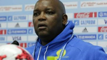 Sun Downs Coach Mosimane