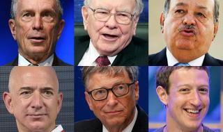 forbes' world richest people