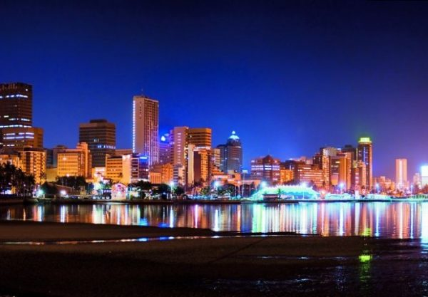 Durban City In South Africa