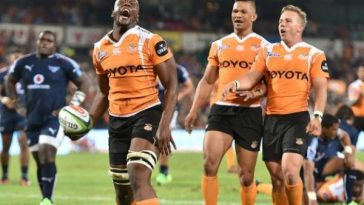 Super Rugby Pressure Is Telling On Cheetah's Performance