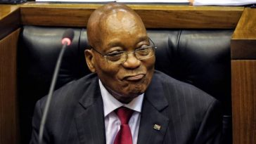 Zuma Tells Parties He Will Appoint A New ConCourt Judge
