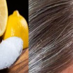 Coconut Oil And Lemon Mixture: It Turns Gray Hair Back To Its Natural Colour