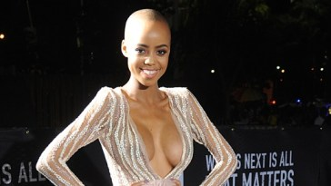 Local Star, Ntando Duma Tells Metro FM About Losing Her V!rginity And Being Pregnant
