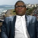 Mbalula slaps down woman