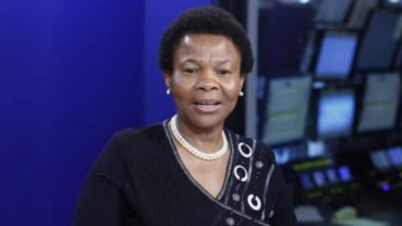 South African Women Are Not Led