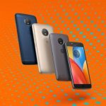 Motorola Launches The Moto E4 Plus