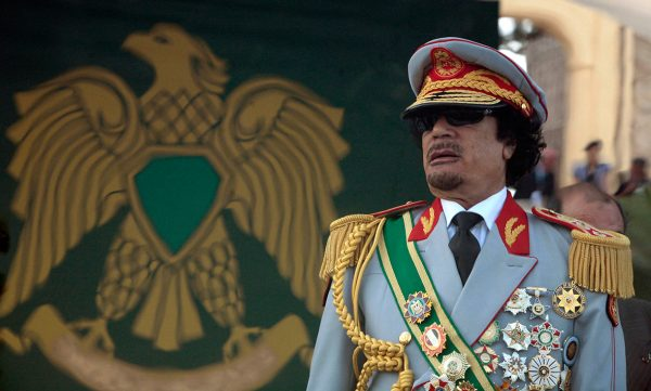 Gaddafi's Millions In South Africa?