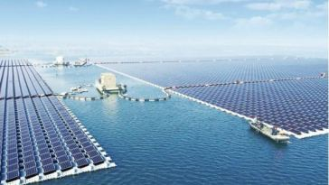 China Commissions World's Largest Solar Plant