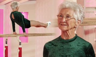 The World's Oldest Active Gymnast