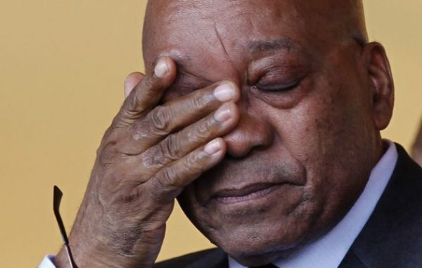 OUTA's Case Document Exposes Zuma