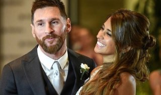 Lionel Messi's Wedding