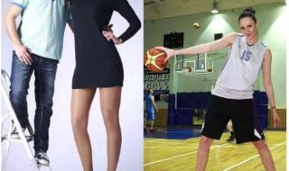 Tallest Woman In The Word