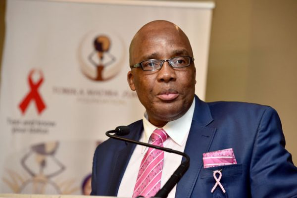 Aron Motsoaledi attacks african health leaders