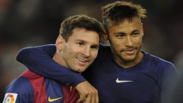 Lionel Messi Confirms Neymar's Transfer To PSG