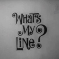 """What's My Line?"" by Alan Hait"