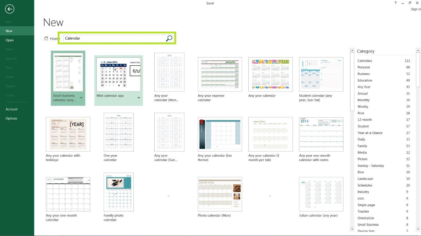 By jd sartain, tech journalist, pcworld | smarter, faster ways to get things done today's best. How To Make A Calendar In Excel 2013 Howtech