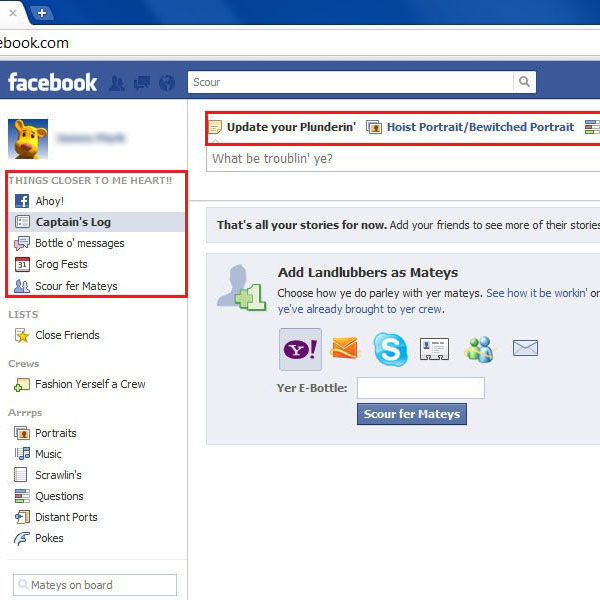 How to Change the Language of Your Facebook Profile?   HowTech
