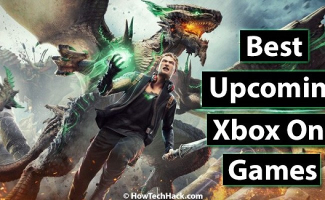8 Best Upcoming Xbox One Games In 2018 New Releases