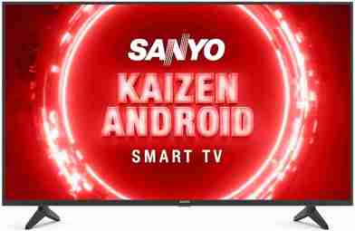 Sanyo 108 cm (43 inches) Kaizen Series 4K