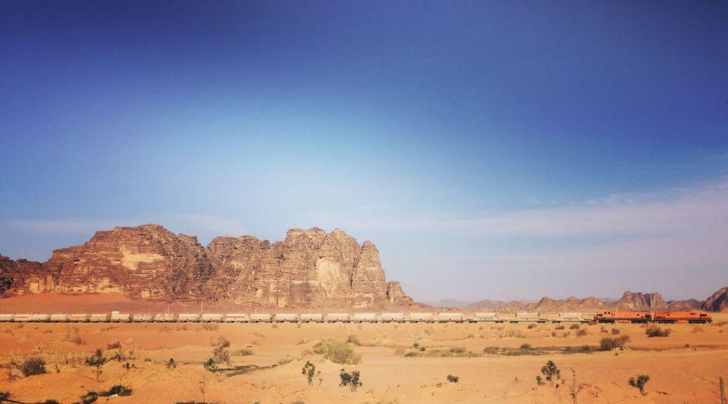 travelling independently Jordan