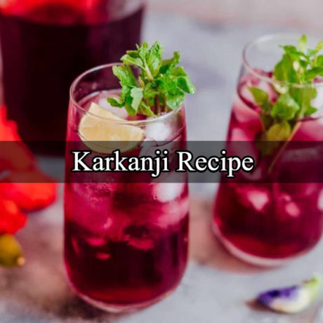Karkanji The Hibiscus Tea