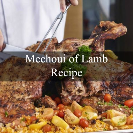 Mechoui of Lamb Marrakech Style
