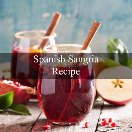 Sangria Spanish Secrets and Tips