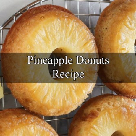 Pineapple Donuts Tips and Secrets