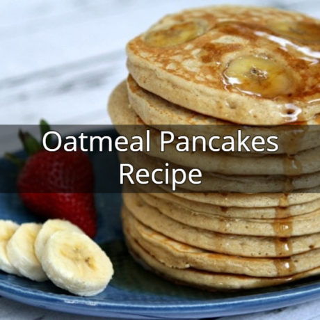 Oatmeal Pancakes In Easy Steps