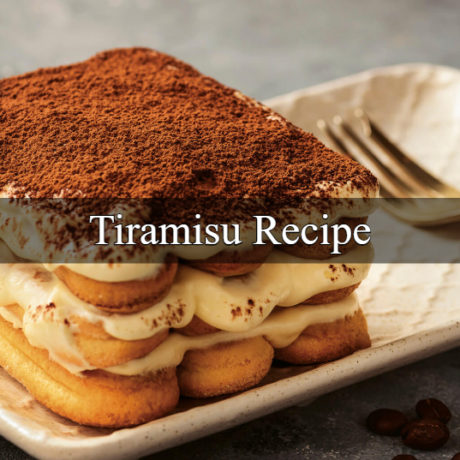 Tiramisu the Original Homemade Tips and Steps