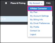 Digioh's AWeber connector