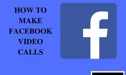 Facebook Video Call Kaise Kare – फेसबुक वीडियो कॉल कैसे करे