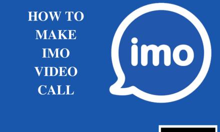 imo Video Call Kaise Kare – imo वीडियो कॉल कैसे करे