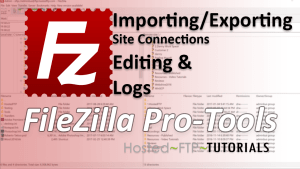 HostedFTP Filezilla Tutorial